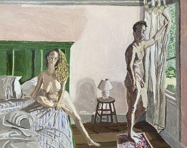 Polina Barskaya, 'Morning Light in Hobart Village', 2020