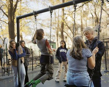 Justine Kurland, 'Playground', 1998