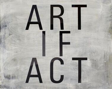 Enn Erisalu, 'Artifact', 1990