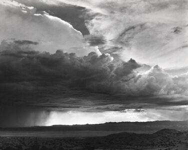 Laura Gilpin, 'Storm from La Bajada', 1946-printed 1970s