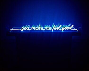 Zoe Grace, 'You Make Me Feel Good', 2015