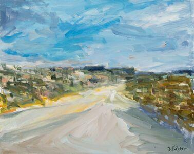 Fran Lightman Gibson, 'Road to Taos'