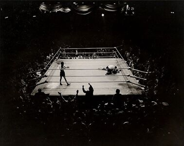 Max Yavno, 'The Knockout', 1977