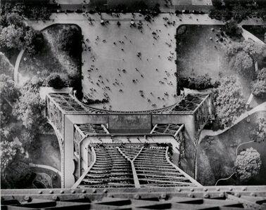 Lucien Hervé, 'Tour Eiffel, Paris ', 1945