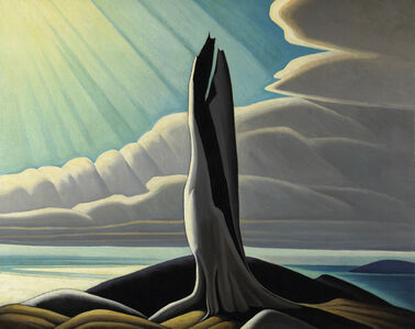 Lawren Stewart Harris, 'North Shore, Lake Superior', 1926