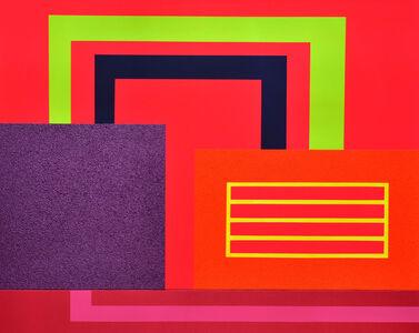 Peter Halley, 'Collocation ', 2005