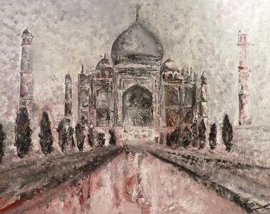 Annya Sand, 'Taj Mahal'