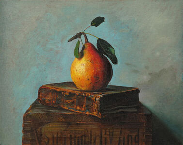 John Whalley, 'Golden Pear', 2010