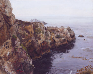 """Terry Guyer, '""""Protected Inlet""""', 2014"""