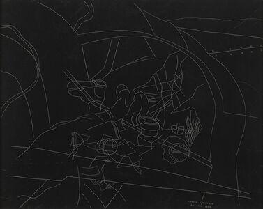 Ralston Crawford, 'Mission #2', 1944