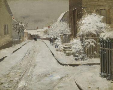 Theodore Wendel, 'Newport', 1884