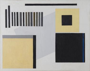 Alice Trumbull Mason, 'Trinity #5, The Right Angle of Trinity', 1968