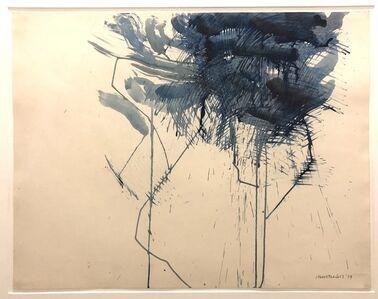 Henk Peeters, 'Informal composition', 1959
