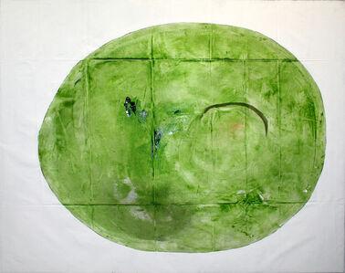 Dominik Steiner, 'Olive (grün)', 2014