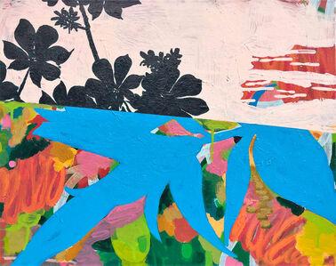 Raul Ortiz, 'Tigerlily Blue', 2016