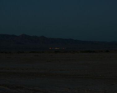 Ron Jude, 'Desert Town at Night', 2013