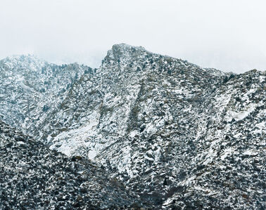 Axel Hütte, 'Sandia Mountains-2, USA', 2008