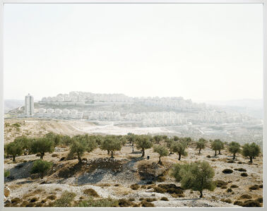 Francesco Jodice, 'What We Want, Bethlehem, T62', 2010
