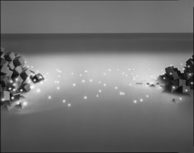 Tokihiro Sato, 'Photo Respiration From the Sea #347 Hattachi', 1998