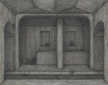 Hong Buhm, 'unnamed room #4', 2014