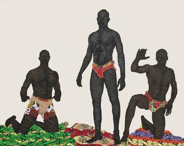Pierre Mukeba, 'Manhood', 2019