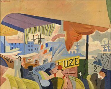 André Lhote, 'Aux Sablettes ou Toulon', 1931