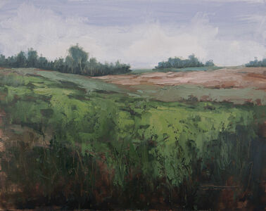 Jane Hunt, 'Door County Farmland', 2019