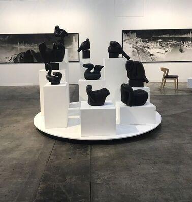 10 Chancery Lane Gallery at Art Basel in Hong Kong 2017, installation view