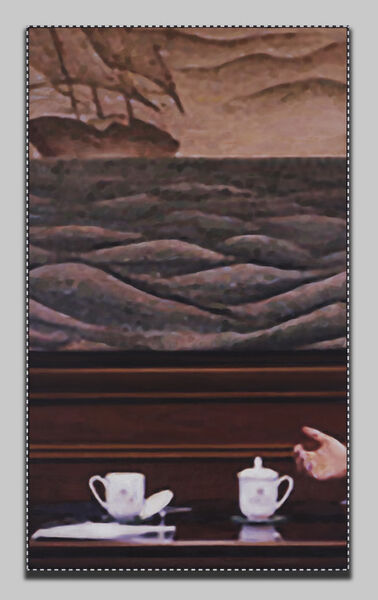 Yang Zhenzhong, 'Surveillance and Panorama #15', 2018