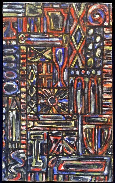 Francisco Matto, 'Jewel Grid', ca. 1970