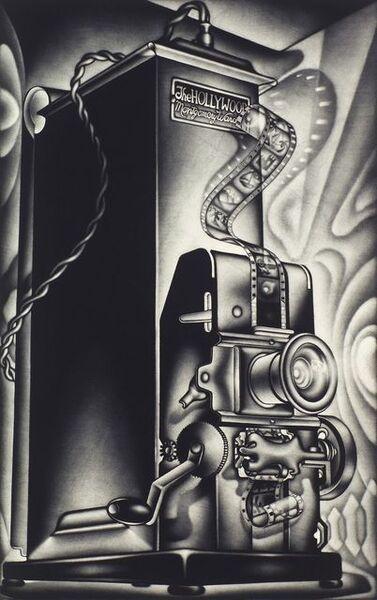 Carol Wax, 'The Hollywood', 1995