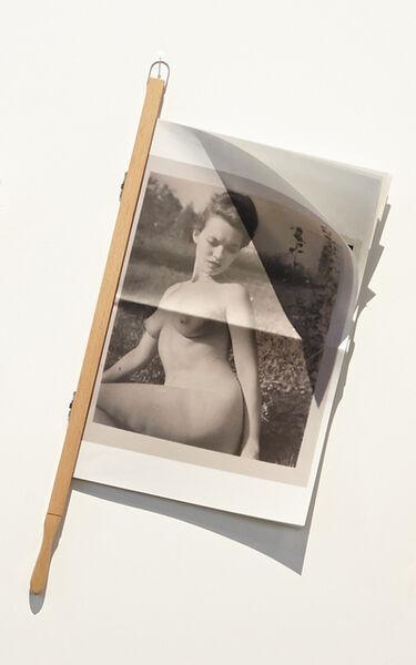 Mathieu Mercier, 'Journal', 2015