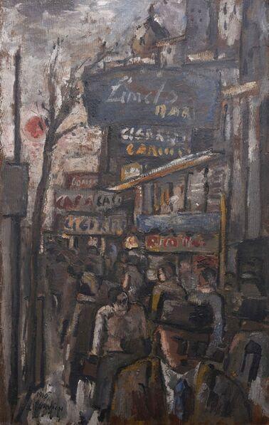 José Gurvich, 'Ciudad vieja', 1960