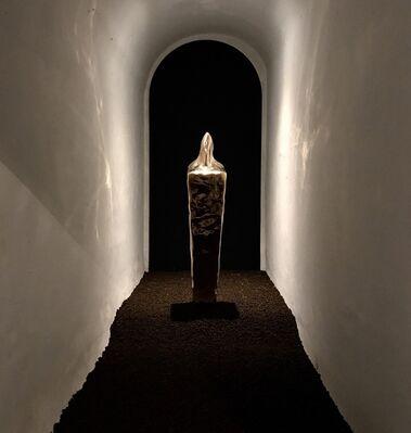 Bizhan Bassiri - Veglia, installation view
