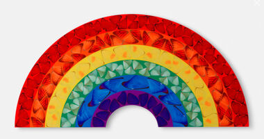 Damien Hirst, 'Damien Hirst- Butterfly Rainbow, H7-1 (Large)', 2020