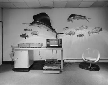 Lynne Cohen, 'Recording studio', 1978
