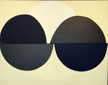 Sir Terry Frost, 'Black Sun', 1973