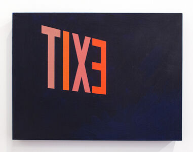 Ricci Albenda, 'EXIT Study', 2015