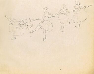 Anna Walinska, 'Dancers #21', 1928