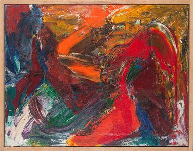 """John Little, 'Portrait of """"A""""', 1958"""