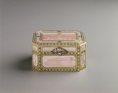 House of Fabergé, 'Music Box', 1907