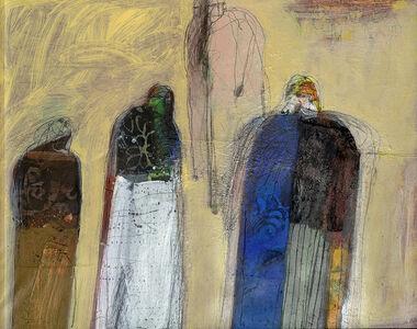 Salman Al Malik, 'Waiting / انتظار', 2014