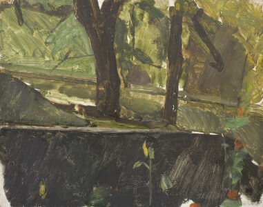Michael Andrews, 'Garden at Noel Road', 1958-1959