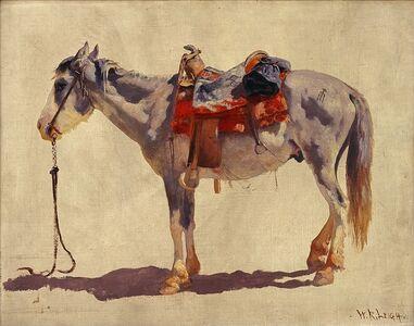 William Robinson Leigh, 'Navajo Pony (Study No. 2)', circa 1915-1933