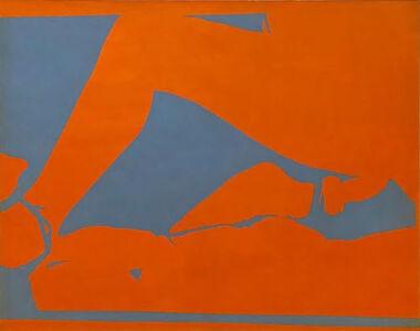 Bob Stanley, 'Red Blue Erotic', 1963