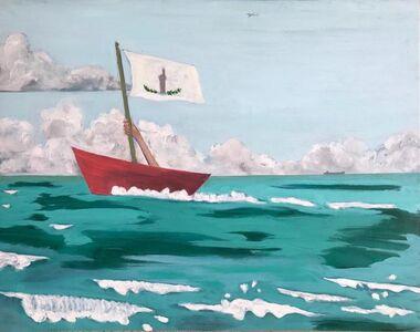 Emi Winter, 'Speedboat', 2019