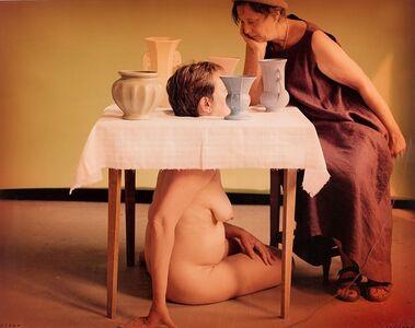 Suzanne Opton, 'Vista St. Claire', 1999