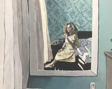 Polina Barskaya, 'Upper East Side Morning', 2019