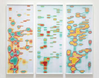 Iñigo Manglano-Ovalle, 'Jin, Calvin and Lisa (from The Garden of Delights)', 1998/2017