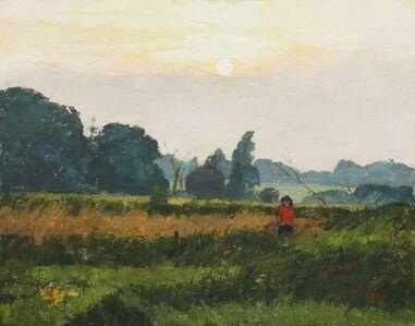 Margaret Green, 'Sunset'